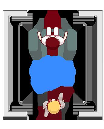 elevador para acessibilidade Iter Plus Gemini