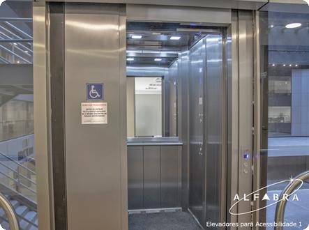 Elevador para Acessibilidade - Iter Plus