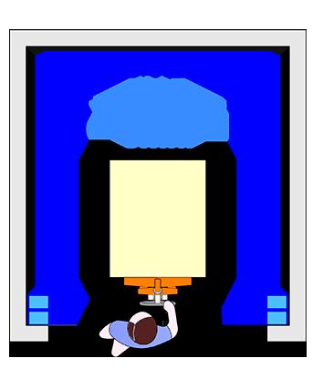elevador de cargas Bretão Omni