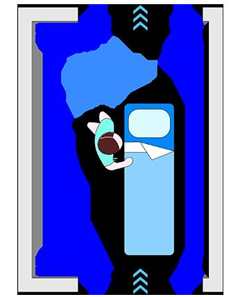 Elevador Hospitalar Belle Care Gemini