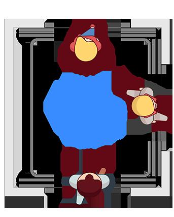 Elevador de Passageiros Belle Design Altius