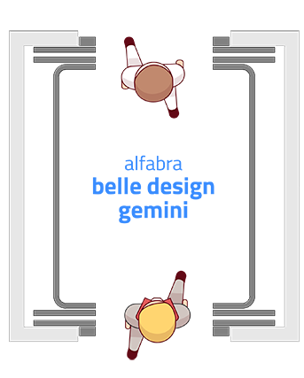 Elevador de Passageiros Belle Design Gemini