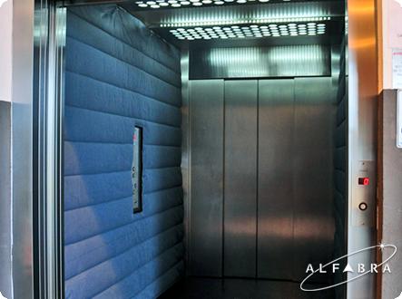 Elevador de Passageiros - Belle Design