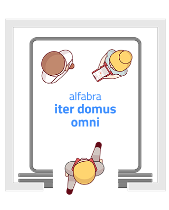 elevador residencial Iter Domus Omni