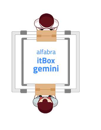 monta carga itBox Gemini